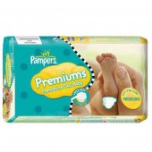Pack 32 Couches de Pampers New Baby sur layota