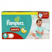 Maxi Giga Pack 230 couches Pampers Baby Dry Pants