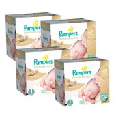 Maxi Giga Pack 308 couches Pampers Premium Care